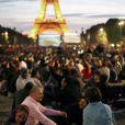 Le film documentaire Home a été projeté sur écrans géants au Champ de Mars à Paris, le 5 juin 2009.