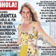 """Arantxa Sanchez Vicario en couverture du magazine """"¡HOLA!""""., numéro du 20 mars 2019."""