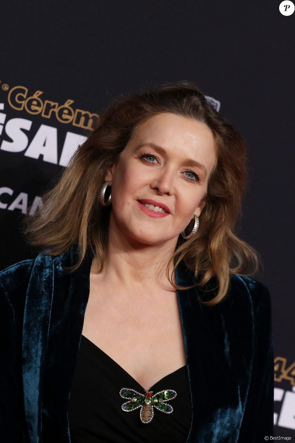 Agnès Soral - Photocall de la 44ème cérémonie des César à