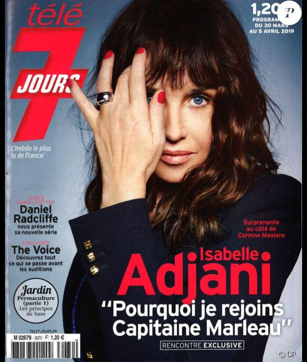Le magazine Télé 7 Jours du 30 mars 2019