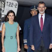 Letizia et Felipe d'Espagne en Argentine: Leur visite d'État a très mal commencé