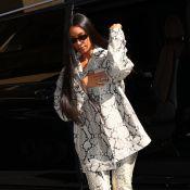 Kim Kardashian de retour à Paris : maman assortie à sa fille North West