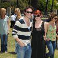 Micah Alberti et Rumer Willis, lors du 20e Time for Heroes Carnival, à Los Angeles, le 7 juin 2009 !