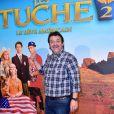 """Guy Lecluyse à l'avant-première du film """"Les Tuches 2"""" au cinéma Gaumont-Opéra à Paris le 25 janvier 2016. © Giancarlo Gorassini/Bestimage"""