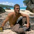 François-David dans Koh-Lanta sur TF1.