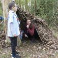 Catherine (Kate) Middleton, duchesse de Cambridge, se rend au siège des scouts de Gilwell Park pour en apprendre davantage sur leur nouvelle organisation et leur mode de vie. Cette organisation scout est destinée aux jeunes enfants, la visite célèbre également le centième anniversaire du parc Gilwell. Londres, le 28 mars 2019