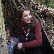 Kate Middleton : Ex-Jeannette, elle aimerait que ses enfants deviennent scouts