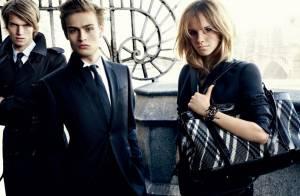 Emma Watson en mademoiselle Burberry, on est sous le charme...