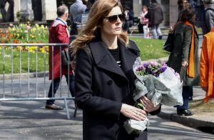 Obsèques d'Agnès Varda : Rosalie Varda et Mathieu Demy unis dans la douleur