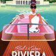 La 65e édition du Bal de la Rose, le 30 mars 2019, sur le thème de la Riviera.