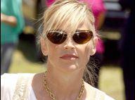 Sharon Stone s'amuse comme une gamine sur le toboggan avec ses enfants ! Regardez les images vidéos !