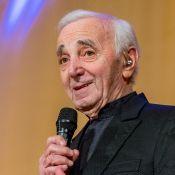 Charles Aznavour: Les dernières images poignantes du chanteur, 48h avant sa mort