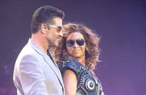 Beyoncé avait un invité très chic pour sa dernière à Londres : regardez son duo live avec...