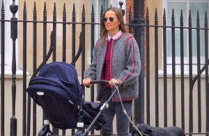 Pippa Middleton : Casual pour une nouvelle sortie surprise avec son fils Arthur