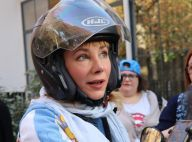 Julie Depardieu se fait voler son scooter : La star étourdie mais... chanceuse !