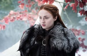 Game of Thrones : Sophie Turner a-t-elle révélé le sort de Sansa Stark ?