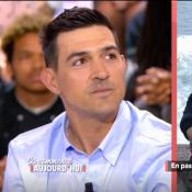 Jean-Pascal Lacoste bientôt marié à Delphine et prêt à devenir encore papa