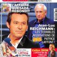 "Magazine ""France Dimanche"", en kiosques vendredi 19 avril 2019."