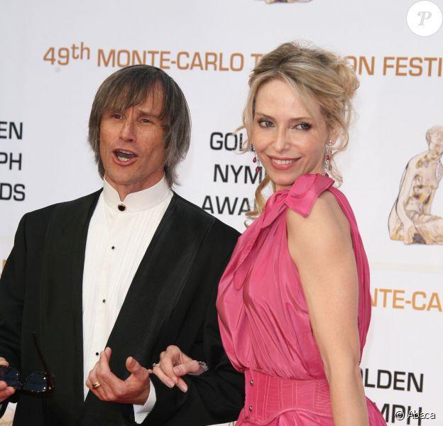 Tonya Kinzinger et son mari Bernard Lignon