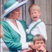 Lady Diana : Comment elle a farouchement imposé les prénoms de William et Harry