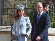 Kate Middleton au bras de William, Harry seul, la famille royale fête Pâques