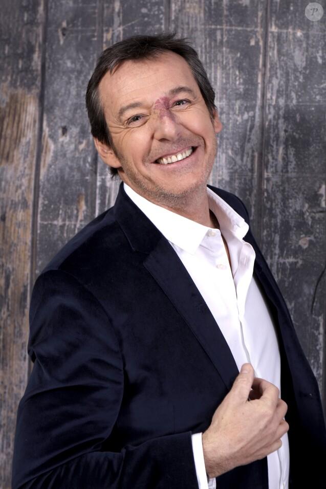 Portrait de Jean-Luc Reichmann. Le 9 janvier 2018