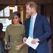 Meghan Markle et Harry : Leur tendre commentaire pour les 1 an du prince Louis