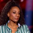 """Valérie Daure dans """"The Voice 8"""" sur TF1, le 27 avril 2019."""