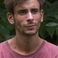 """Alexandre dans """"Koh-Lanta, la guerre des chefs"""" vendredi 26 avril 2019 sur TF1."""