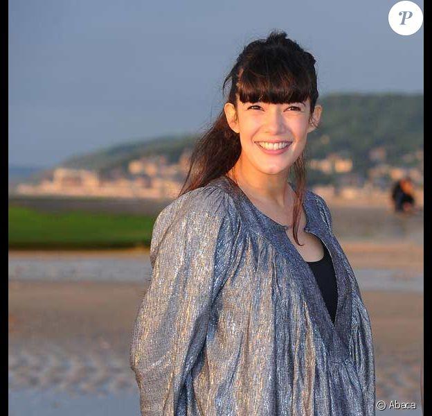 Melanie Doutey au Festival de Cabourg
