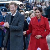 Meghan Markle et Harry : Ce cadeau de mariage à 8 000 euros pour Idris Elba