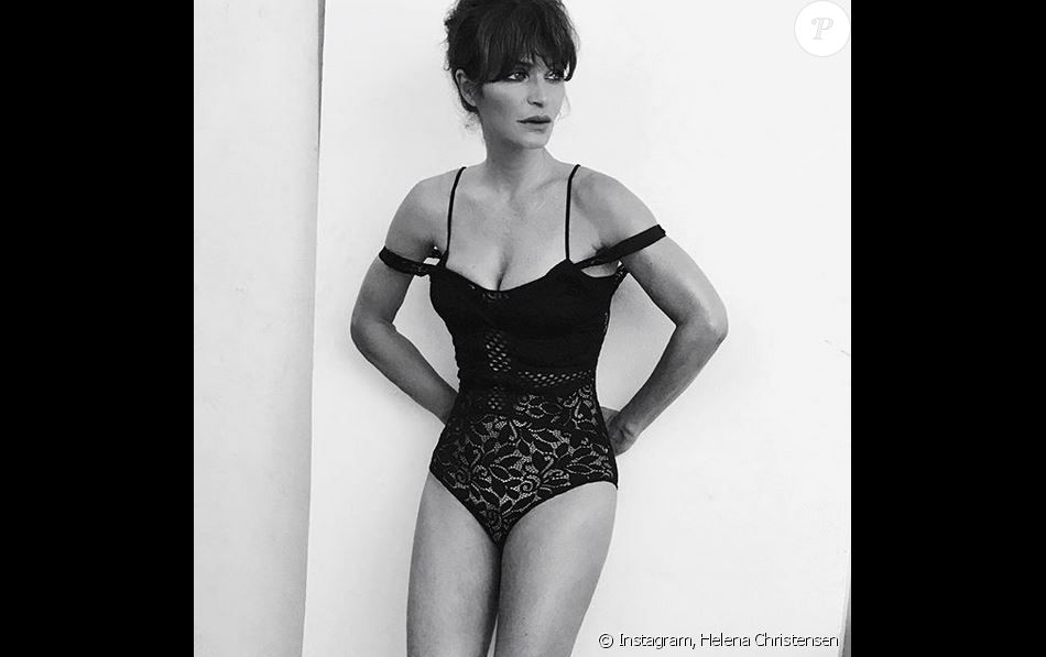 Helena Christensen. 2019.