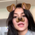 Kylie Jenner sur Instagram.