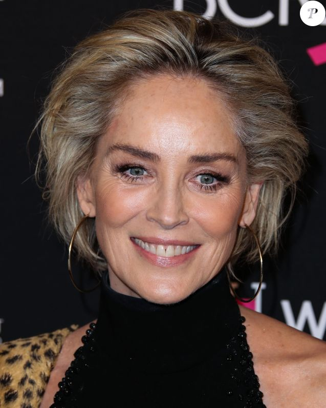 "Sharon Stone - Soirée ""Women's Cancer Research Fund"" à Beverly Hills le 28 février 2019."
