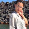 Maude en Grèce - Instagram, septembre 2017