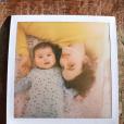 Maude et sa fille Indie - Instagram, 31 mars 2019