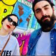 """Maude des """"Anges 5"""" et Anthony - Instagram, 21 avril 2019"""