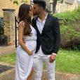Nabilla et Thomas Vergara ont célébré leur mariage le 7 mai 2019 à Londres.