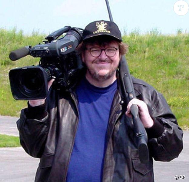 Michael Moore nous proposera bientôt sa vision de la crise économique mondiale !