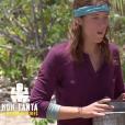 """Clo et Aurélien dans """"Koh-Lanta, la guerre des chefs"""", vendredi 10 mai 2019 sur TF1."""
