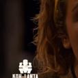 """Angélique dans """"Koh-Lanta, la guerre des chefs"""", vendredi 10 mai 2019 sur TF1."""