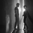 Extrait du clip Des larmes, de Mylène Farmer. Mai 2019
