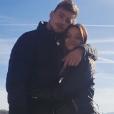 """Godi de """"The Voice 8"""" et sa petite amie Prisca - Instagram, 13 février 2019"""