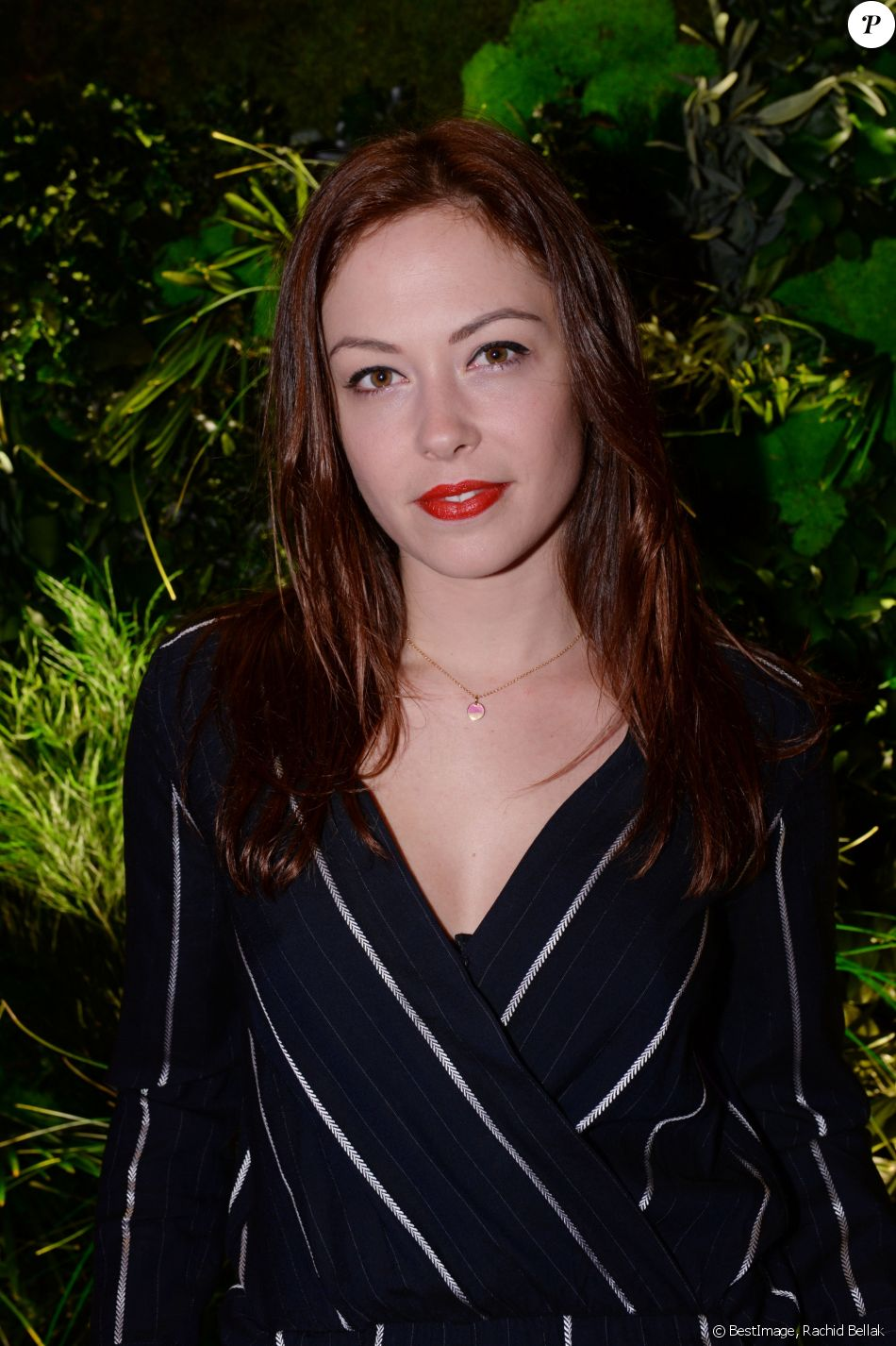 Dounia Coesens - Soirée de lancement d'un e-shop Ieva (un pop-up store 38 rue Sainte-Croix-de-la-Bretonnerie) à Paris, France, le 31 janvier 2019.© Rachid Bellak/Bestimage