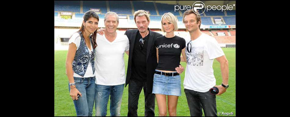 Hoda Roche, Jean-Claud...