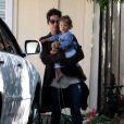 Halle Berry et sa fille Nahla à Los Angeles