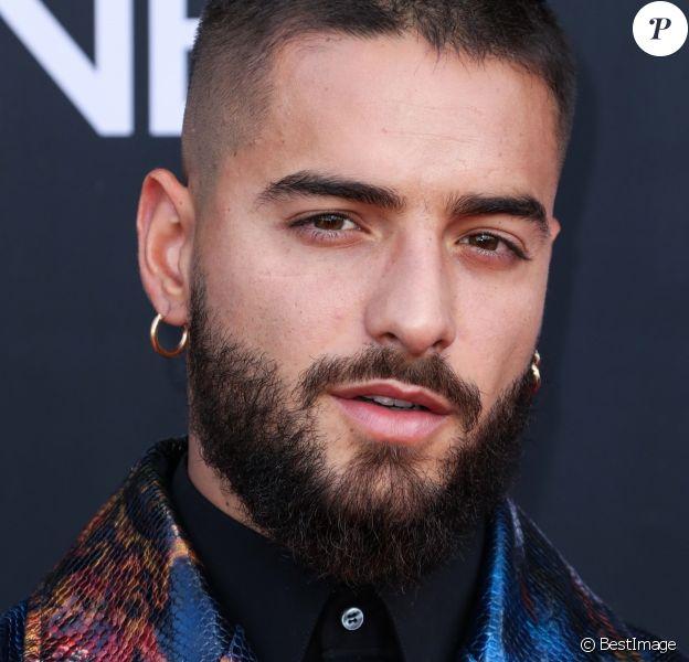 """Maluma - People à la soirée des """"Billboard Music Awards 2019"""" au MGM Grand Garden Arena à Las Vegas. Le 1er mai 2019."""