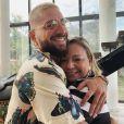 Maluma et sa maman sur Instagram- 12 mai 2019.