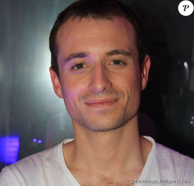 """Exclusif - Hugo Clément lors de l'émission """"Le Show de Luxe"""" sur la Radio Voltage à Paris. Le 6 mars 2019 © Philippe Baldini / Bestimage"""