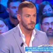 Julien Bert condamné à de la prison ferme : au bord des larmes, il s'explique
